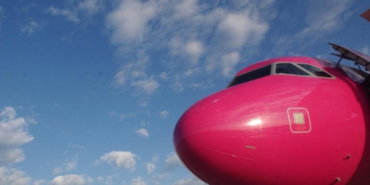 Лоукостер Wizz Air расширяет маршрутную сеть