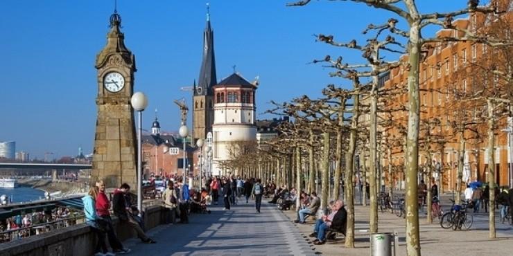 10 вещей, которые нужно сделать в Дюссельдорфе