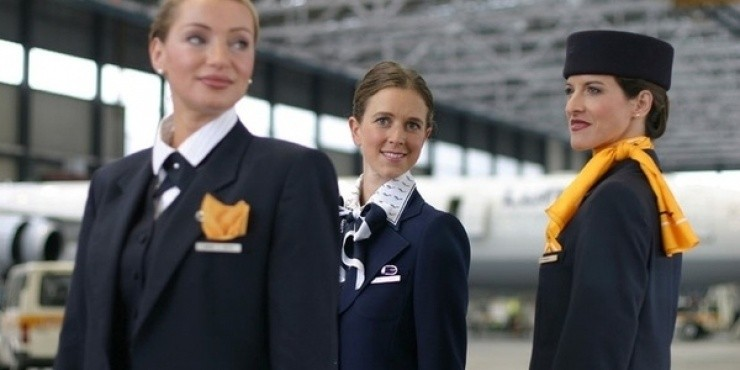 Lufthansa продает со скидкой билеты из Киева в Европу