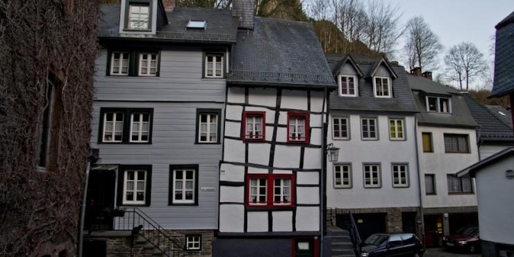 Моншау – сказочный немецкий городок у бельгийской границы