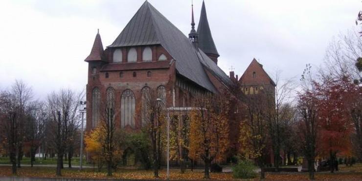 Кёнигсберг (Калининград) — город Гофмана и Канта