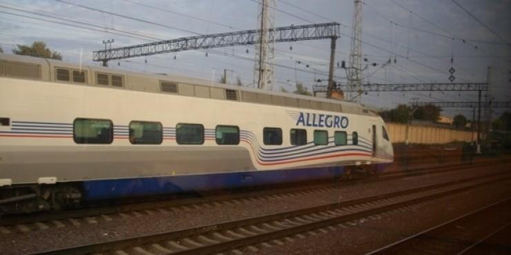 На Allegro в Хельсинки