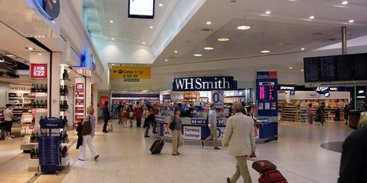 Аэропорт Хитроу стал лучшим местом для шопинга