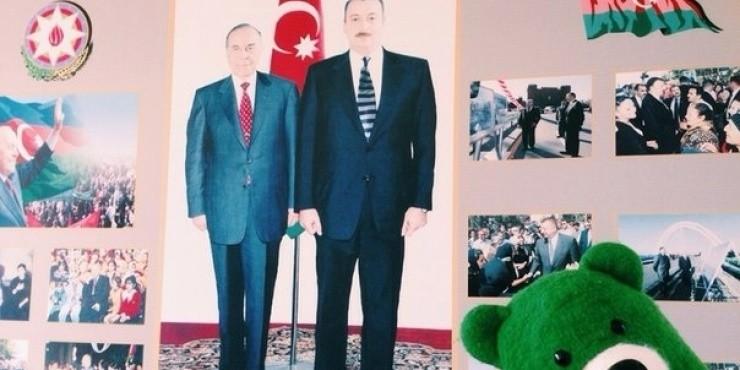Наш хиджаб в Азербайджане