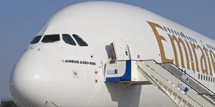 Airbus A380 может появиться в Домодедово