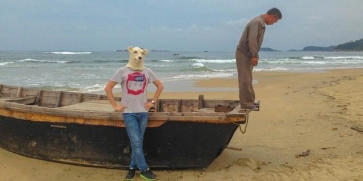 путешествие в самую закрытую страну в мире. Путь на юг в Вонсан и автомобили на дровах