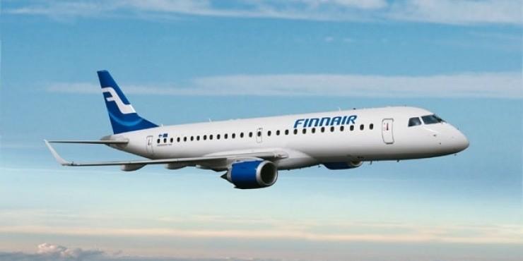 Finnair увеличивает количество рейсов в Екатеринбург