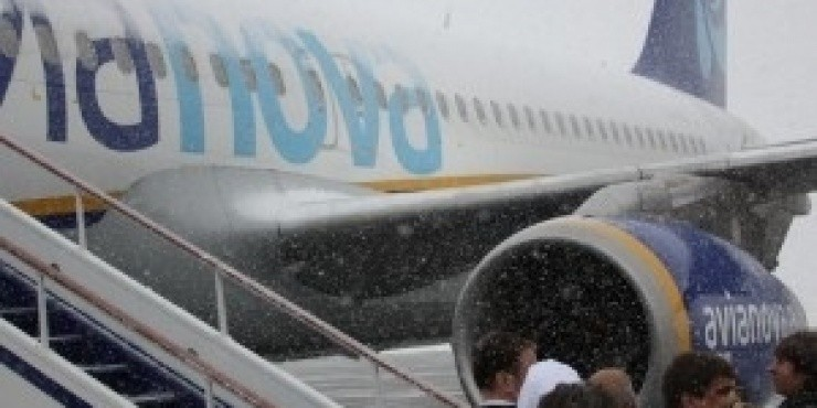 Авианова делает распродажу авиабилетов на 2011 год