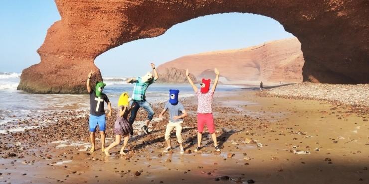 Хроники путешествия Mishka.Travel в Марокко - 6 ноября, день седьмой, пляж Легзира