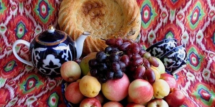5 вегетарианских блюд, которые стоит попробовать в Узбекистане