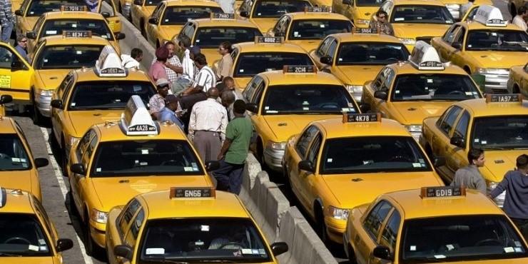 Самое дорогое такси в мире