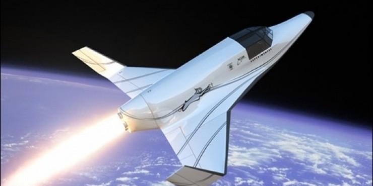 Air France-KLM отправит в космос самых часто летающих пассажиров