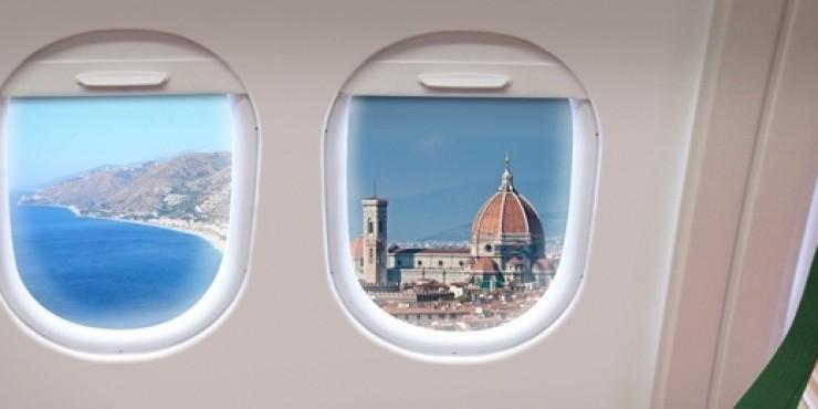 Авиакомпания Alitalia продает дешевые билеты из Питера в Мадрид