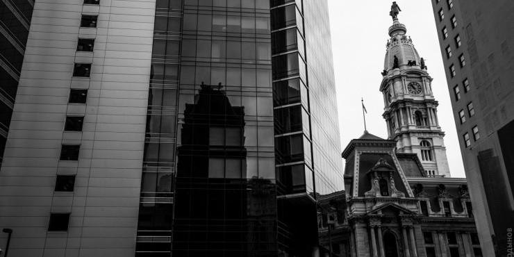 Прогулка по Филадельфии