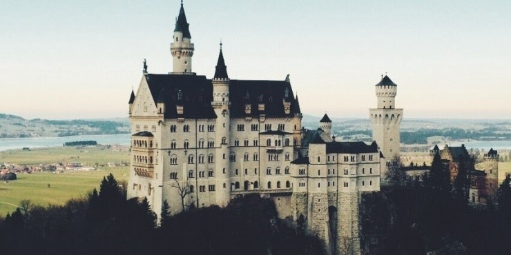 Шесть дней сказки, или путешествие в Баварию