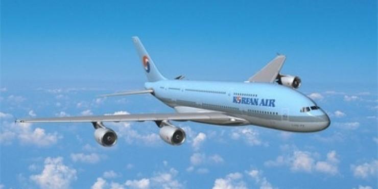 Самолеты Airbus A380 изготавливаются для Korean Air
