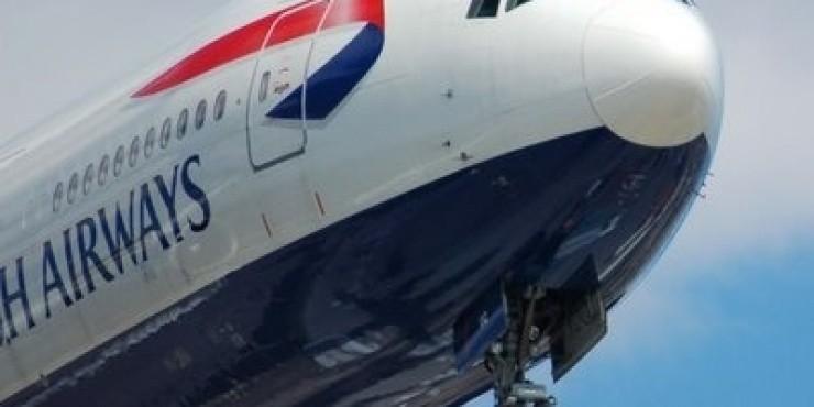 British Airways увеличивает топливные сборы