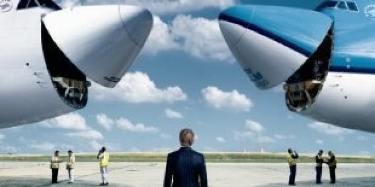 Распродажа авиакомпании KLM в города Европы