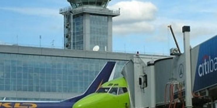Аэропорт Домодедово закрыт из-за обрыва ЛЭП