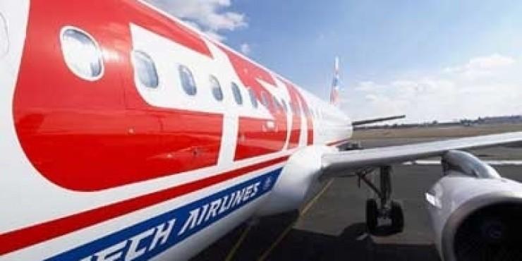 Авиакомания CSA хотела бы открыть прямой рейс Пермь - Прага