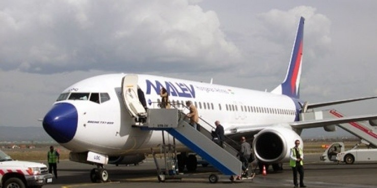 Malev делает скидку на рейсы из Москвы