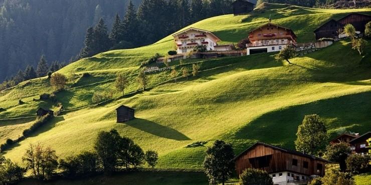Что привезти из Австрии?