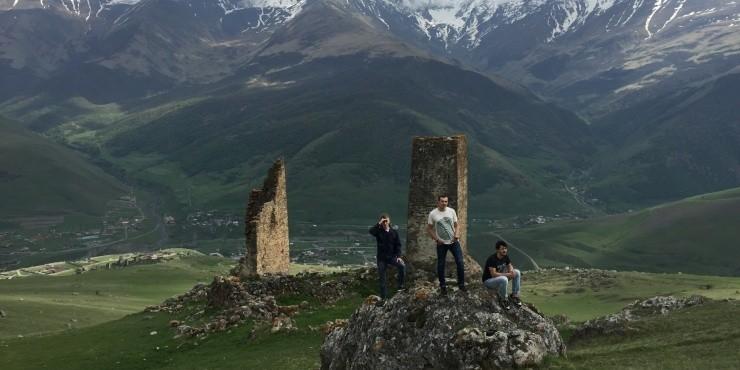 Экспедиция с Mishka.Travel на Кавказ (05 — 11 сентября 2015)