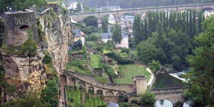Вещи, которые необходимо сделать в Люксембурге