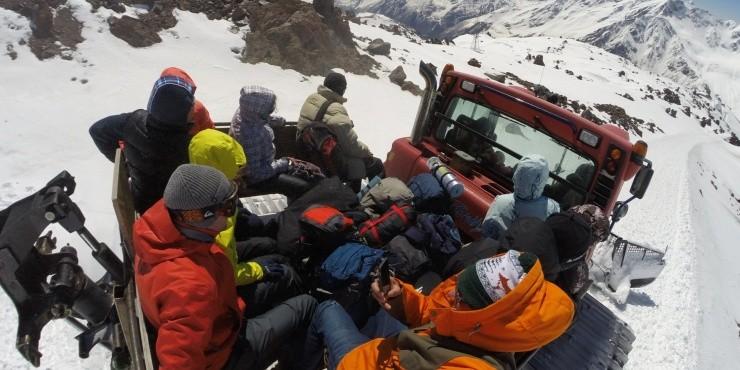 Впечатления участников экспедиции на Северный Кавказ о совершённом путешествии