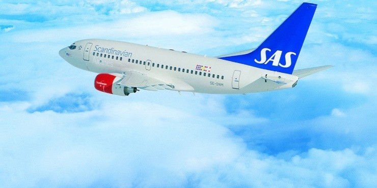 Промо-тариф SAS — в Стокгольм и Копенгаген от 6 600 рублей