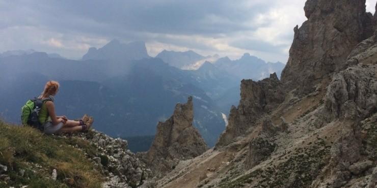 Трекинг в Доломитовых Альпах