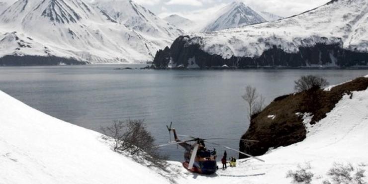 Камчатка для активного отдыха и туризма (зима-весна)