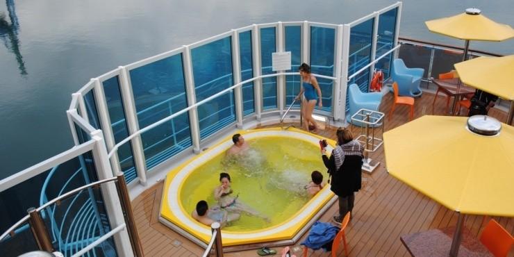 Первый в жизни круиз на лайнере «Costa Diadema»