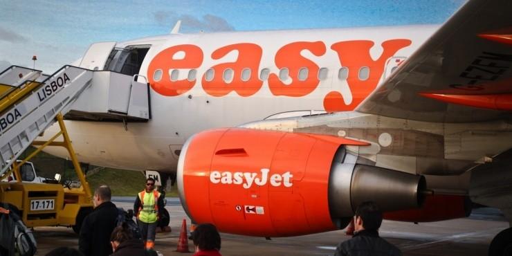 EasyJet - один и крупнейших европейских дискаунтеров