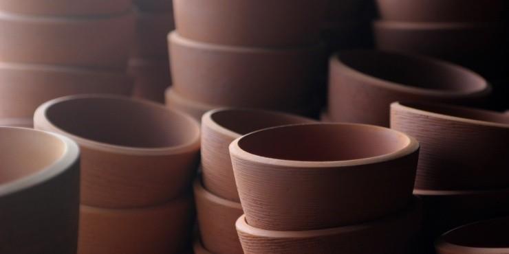 Керамическая фабрика в Вайдаве