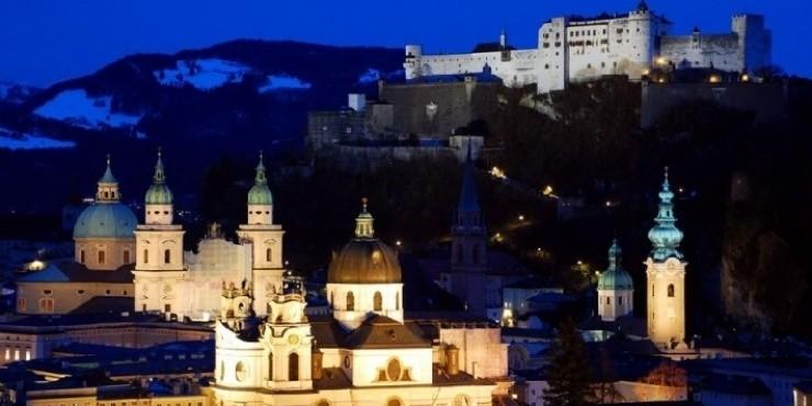 Новогодние каникулы в Европе. Бюджетный тур