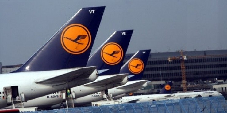 Распродажа Lufthansa в Северную Америку
