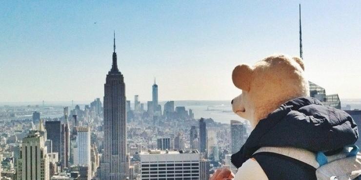 Прямой перелет до Нью-Йорка из Москвы от 12 тысяч рублей