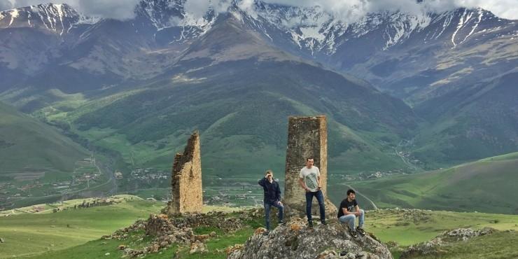 Экспедиция с Mishka.Travel на Кавказ (30 июля — 7 августа 2016)