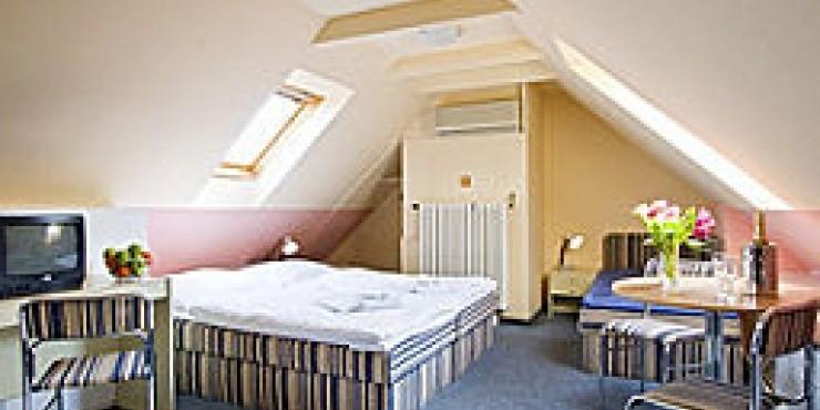 Лучшие отели в Праге, top-10