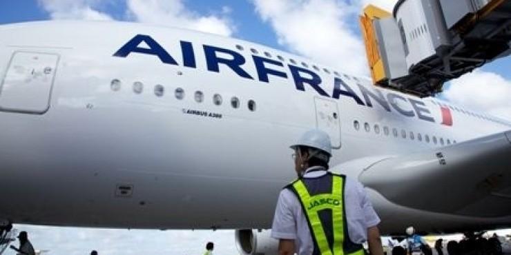 Распродажа авиабилетов от AirFrance
