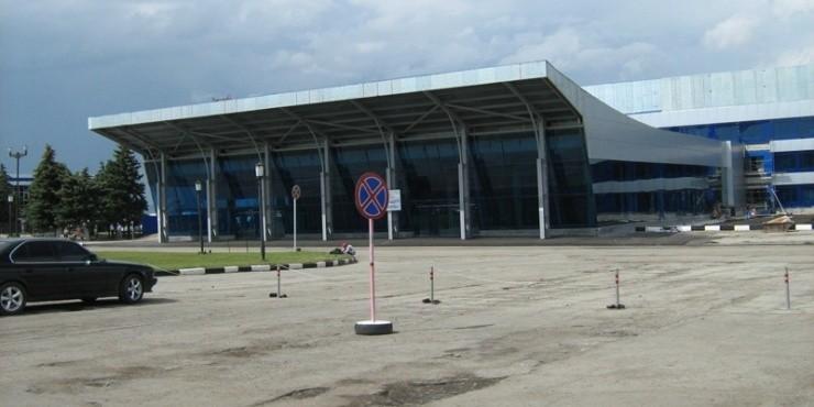 Аэропорт Минеральные Воды (Airport Mineralnye Vody), Россия