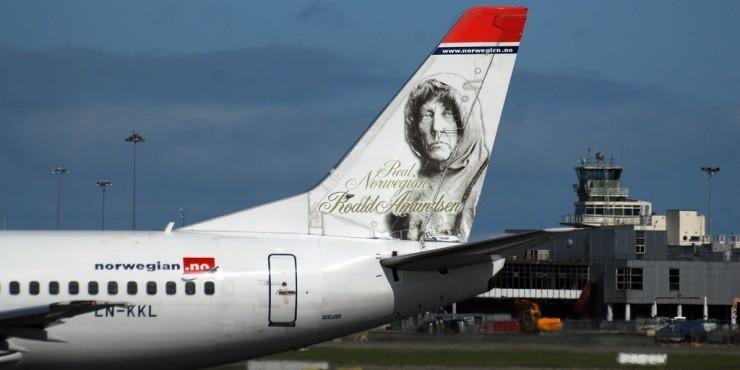 Norwegian Air Shuttle - скандинавский лоукостер