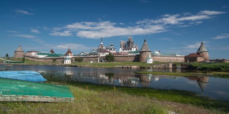 Путешествие на Соловки