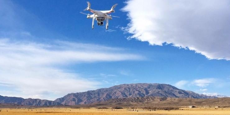 Квадрокоптер: стоит ли покупать путешественнику?