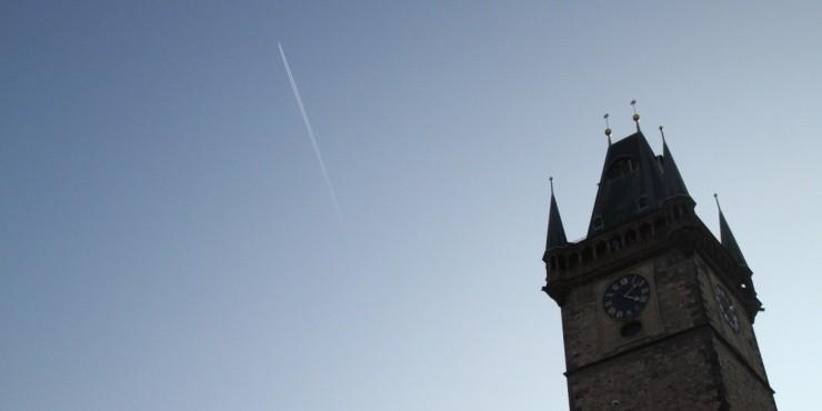 Рейсы Пермь - Прага будут летать с осени