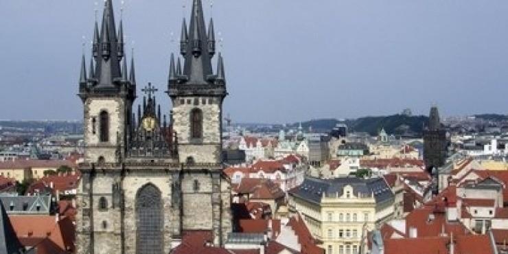 Из Перми в Прагу по субботам