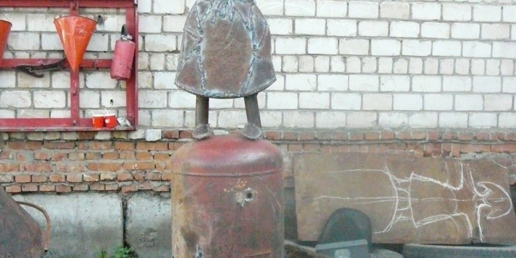 Скульптуры из металла украсят центральную аллею в Перми