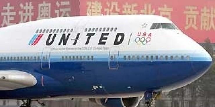 Самолет United Airlines назван в честь часто летающего пассажира