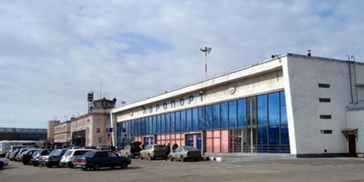Аэропорт Архангельск - Талаги (Airport Arkhangelsk), Россия